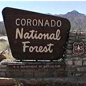 Coronado Forest Service